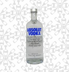 Absolut Blue, Vodka, 40%, 1000ml