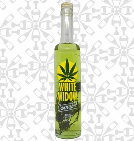 White Widow Cannabis, Liqueur, 30%, 500ml