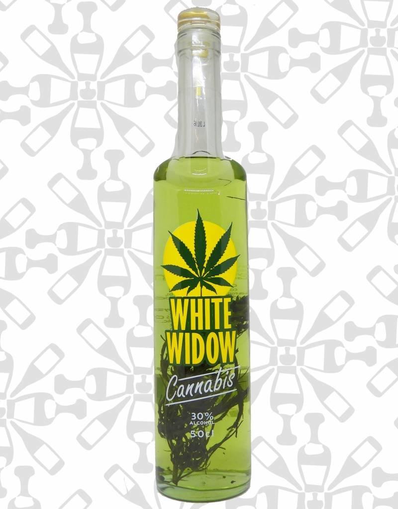 White Widow Cannabis, Liqueur, 30%, 500ml