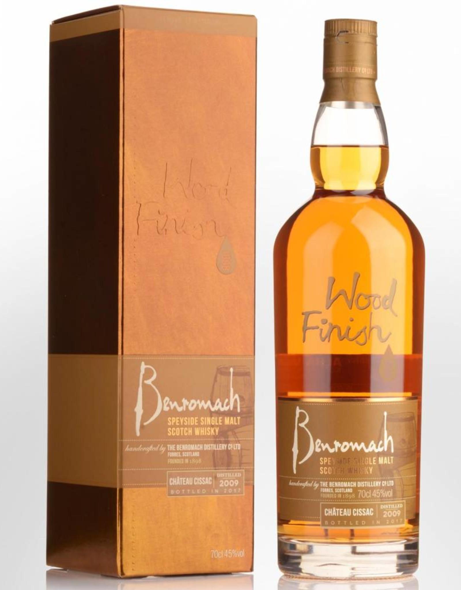 Benromach Chateau Cissax 2009, Whisky, 45%, 700 ml