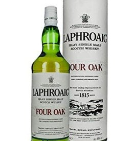 Laphroaig four oak, Single Malt Whisky, 40%, 1000 ml