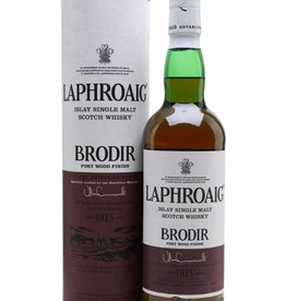 Laphroaig Brodir Port Wood Finish, Whisky, 48%, 700 ml
