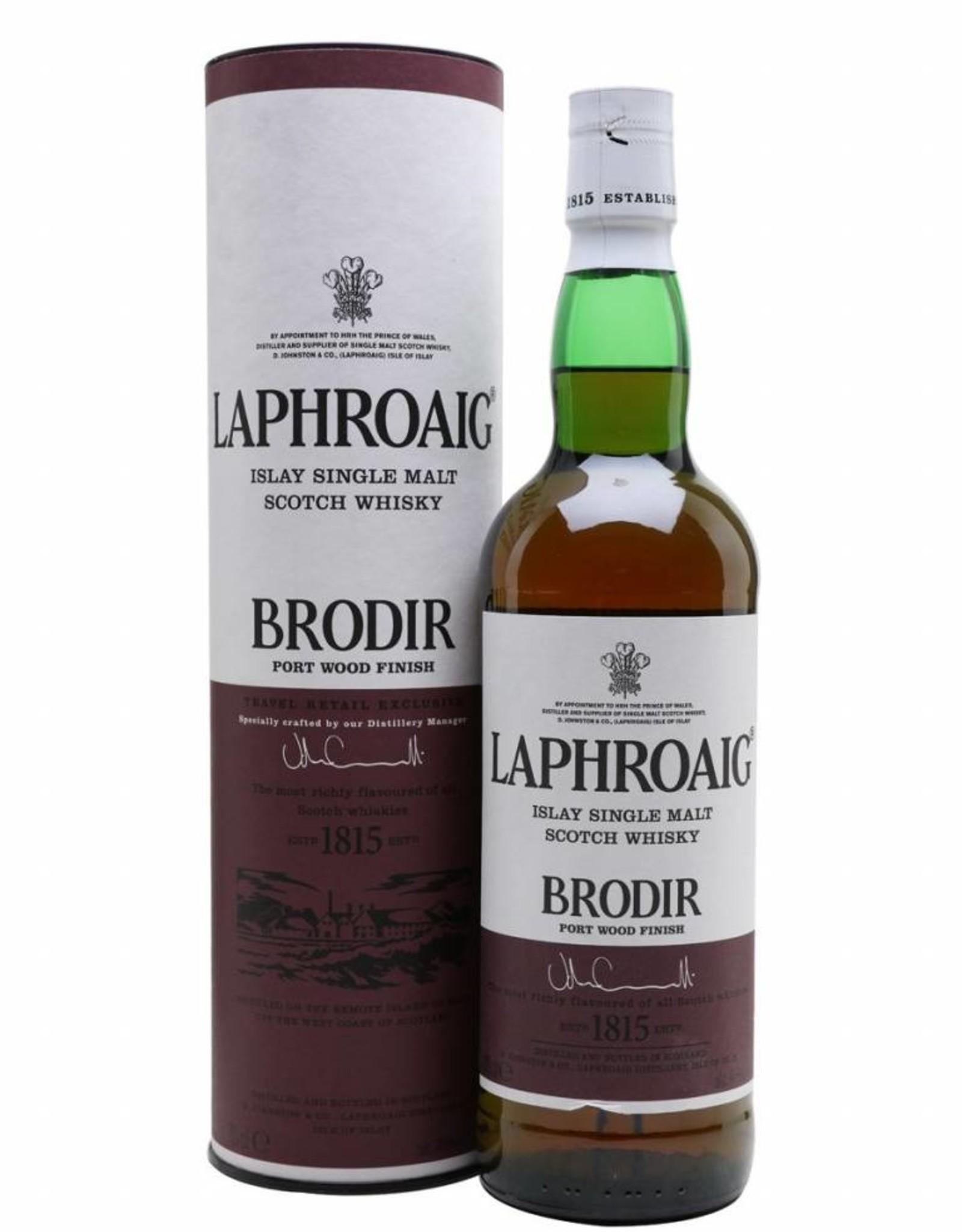 Laphroaig Brodir Batch 2, whisky, 48%, 700 ml