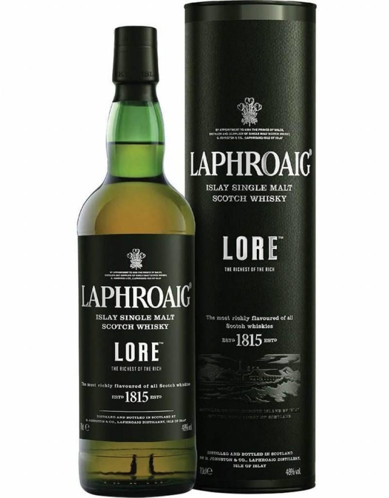 Laphroaig Lore Whisky, 48%, 700 ml