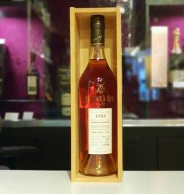 Maxime Trijol, Grande champagne 1988, Cognac, 40%, 700ml