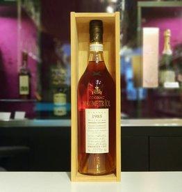 Maxime Trijol,Millesime Grande champagne 1985, Cognac, 40%, 700ml