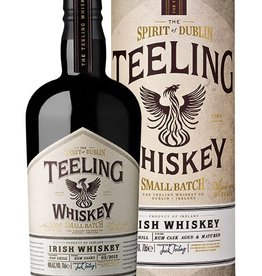 Teeling Small Batch Irish Whisky, 46%, 700 ml