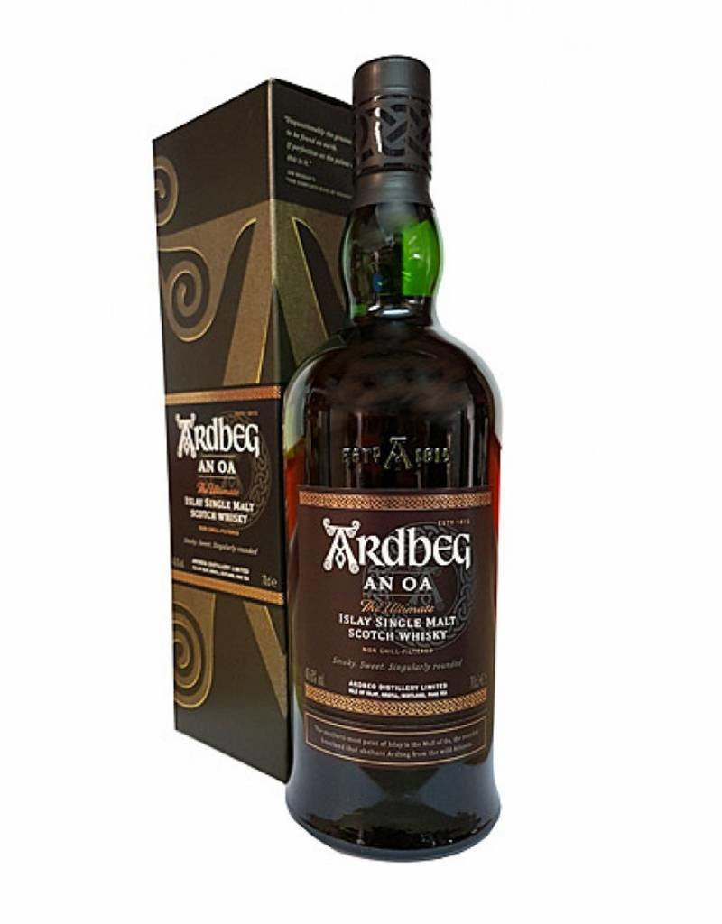 Ardbeg An Oa, Whisky, 46.60%, 700 ml