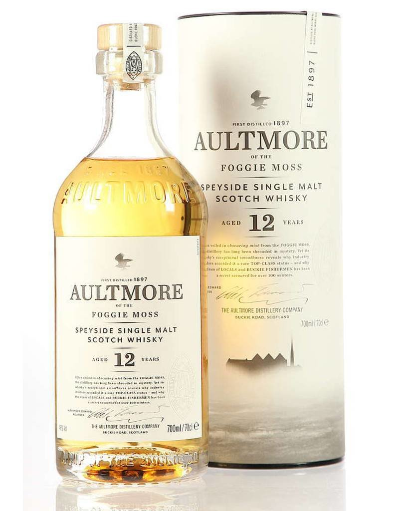 Aultmore 18 Y, Whisky, 46%, 700 ml