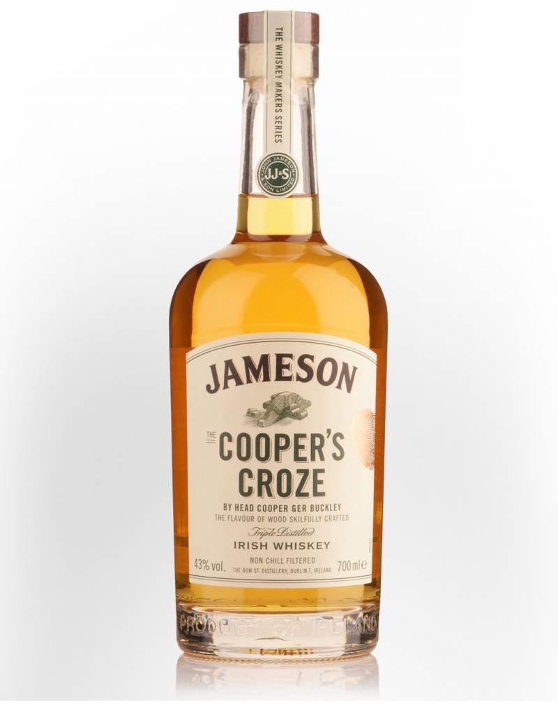Jameson Coopers Croze Whisky, 43%, 700 ml