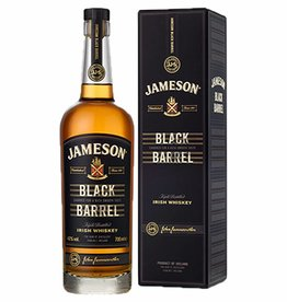 Jameson Black Barrel Whisky, 40%, 700 ml