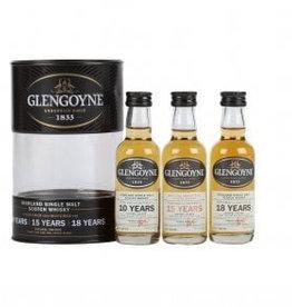 Glengoyne Giftpack 10/15/18 y, 43%, 3x200 ml