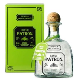 Patron Silver Tequila, Tequila, 40%, 700 ml