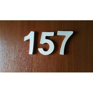 DBT Huisnummer 1 Keramiek