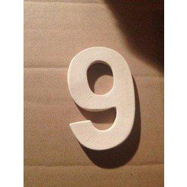 DBT Huisnummer 9 Keramiek