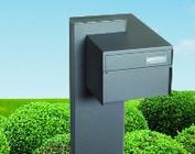 Aluminium brievenbussen