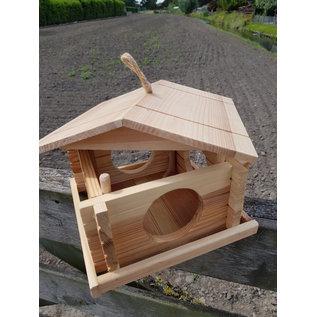Vogel voederhuis type Kajuithut