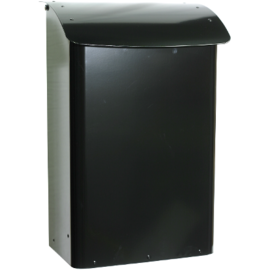 Safepost Functionele Safepost Brievenbus zwart