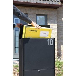 eSafe eSafe Pakketbrievenbus Dropbox Medium