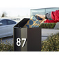 eSafe Pakketbrievenbus Fenix Top Medium