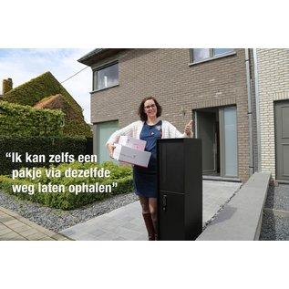 eSafe Pakketbrievenbus Fenix Front
