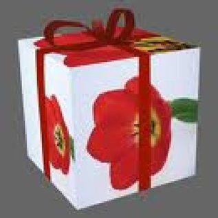 GRATIS Cadeau inpak  service