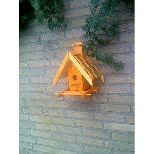 Vogel voederhuisje voor aan de muur