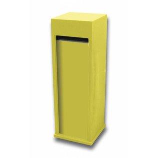 DBT Kolom brievenbus arduin gekleurd model 67