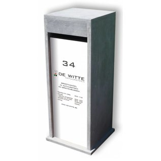 DBT Kolom brievenbus arduin model 66