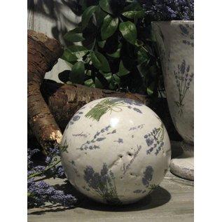 Appletree Decoratie bal Lavendel