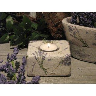 Appletree Theelicht houder Lavendel