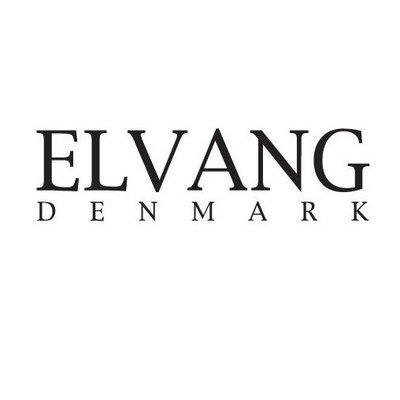 Elvang Denmark Horizon Plaid Terracotta - Orange Fairtrade 130x200cm
