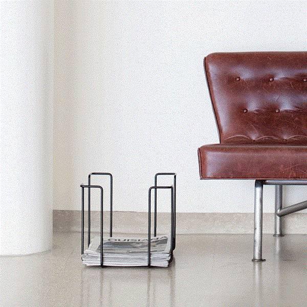 WE Design tijdschriftenrekken stoer & strak Deens design