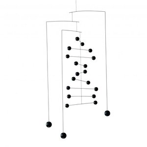 Flensted Mobiles Counterpoint zwart