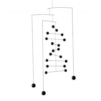 Flensted Mobiles  Counterpoint zwart 67x33cm