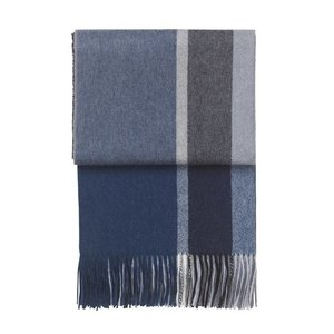 Elvang Denmark Plaid Manhattan Blauw