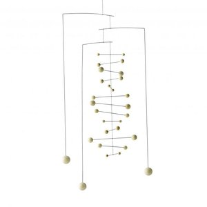 Flensted Mobiles Counterpoint nature 67x33cm