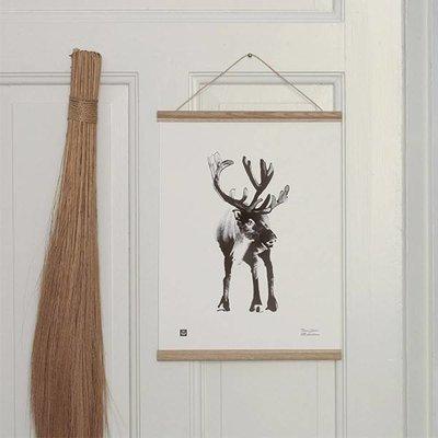 Teemu Järvi  Poster frames 2 dlg eik/leer 30cm