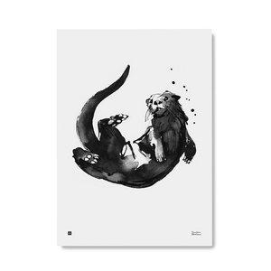 Teemu Järvi  Poster Otter B50xH70cm