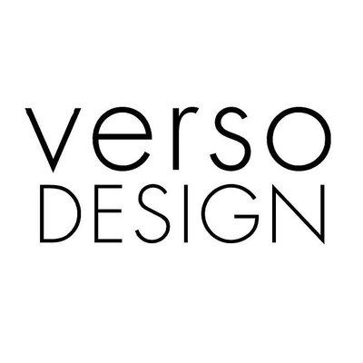 Verso Design Olki onderzetter zwart – Ø21cm - wol vilt - Fins design