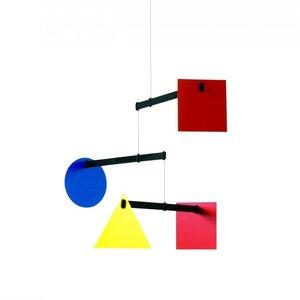 Flensted Mobiles Bauhaus mobile 30x65cm