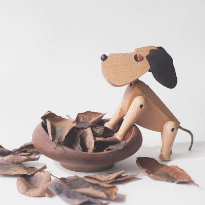Architectmade Hond Oscar -H13cm - handmade - Deens design