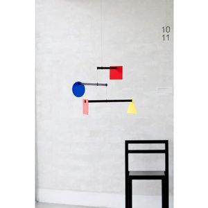 Flensted Mobiles Bauhaus mobile 30x65cm