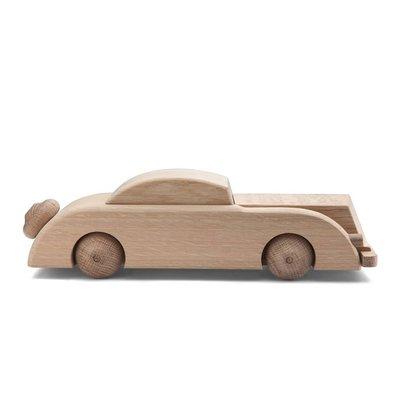 Kay Bojesen Limousine Large oak - Danish design classic