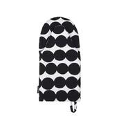 Marimekko Räsymatto ovenwant zwart-wit - functioneel Fins design