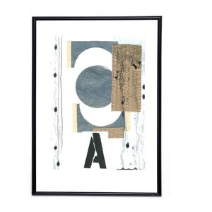 Mette Handberg Poster A For Abstract - A3