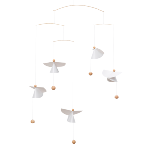 Flensted Mobiles Guardian Angel 5- 65x45cm