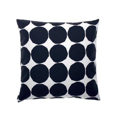 Marimekko Pienet Kivet kussenhoes zwart wit - 50x50cm - 100% cotton