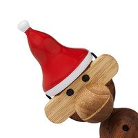 Kay Bojesen Kerstmuts voor Monkey small
