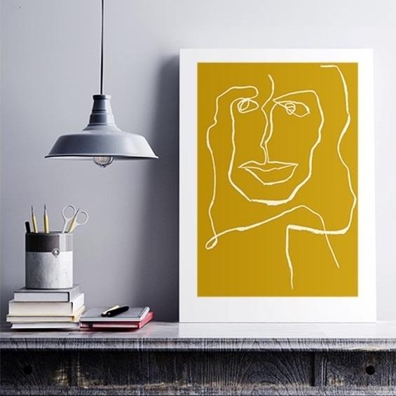 Mette Handberg art posters & cards - Denmark